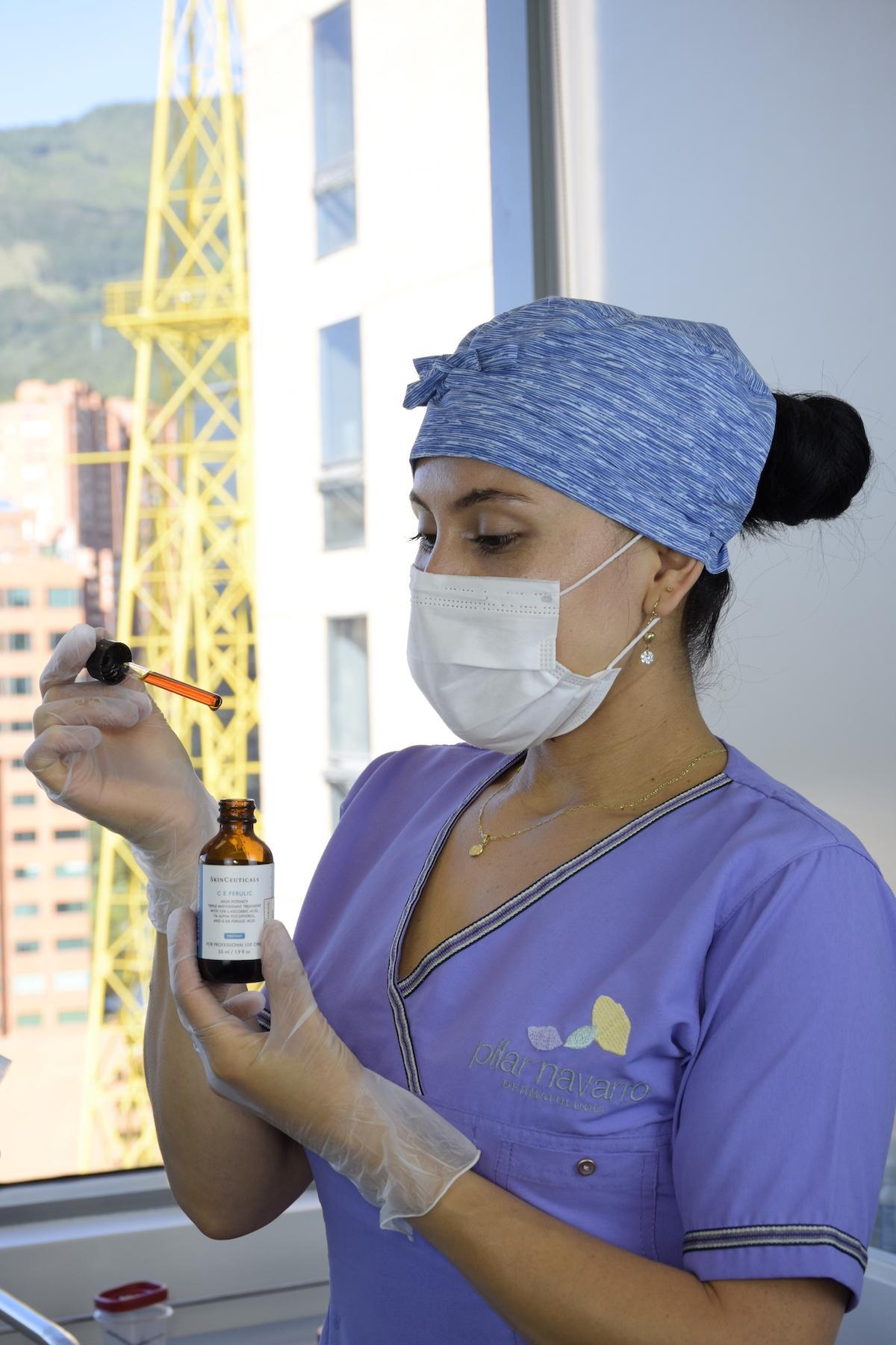 Cosmetologia Dra Pilar Navarro Dermatologa