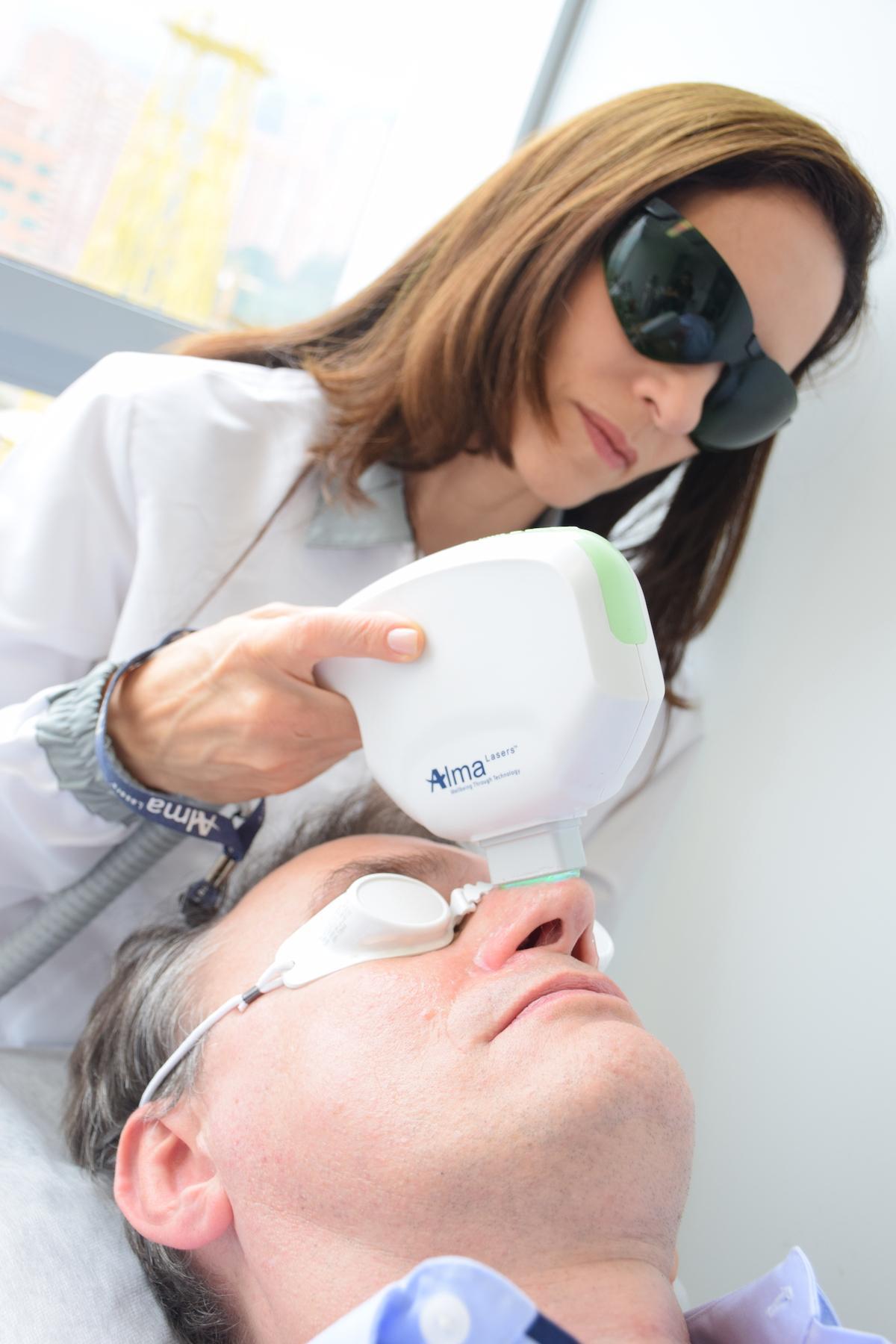 Laser de Piel Dra Pilar Navarro Dermatologa